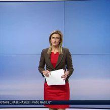Burne reakcije na Frljićevu predstavu (Video: Vijesti u 17h)