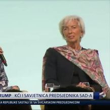 Ivanka Trump brani oca (Video: Vijesti u 17h)