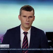 Prosvjed na Trnjanskoj Savici (Video: Dnevnik Nove TV)