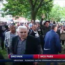 Savica i dalje na nogama (Video: Dnevnik Nove TV)