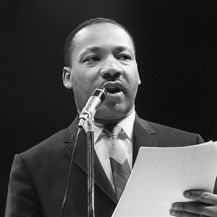Martin Luther King (Foto: AFP)