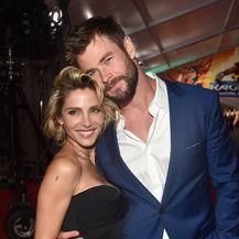 Chris Hemsworth, Elsa Pataky (Foto: Getty Images)