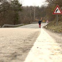 Hodočasnik s križem (Foto: Dnevnik.hr) - 2
