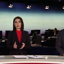 Stipe Antonijević i Ana Juratovac uživo o stanju socijalne samoposluge (Video: Dnevnik Nove TV)