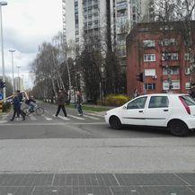 Na putu prema Markovu trgu (Foto: dnevnik.hr)