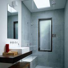 Tuš-kabine prozirnih staklenih vrata - 2