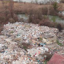 Priča o deponiju na zagrebačkoj Savici se nastavlja (Video: Provjereno)