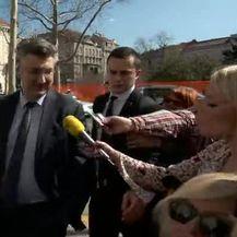 Plenković kaže da će sjednicu stručnog povjerenstva sazvati (Dnevnik.hr)