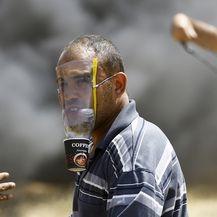 Prosvjedi u Gazi (Foto: AFP) - 4