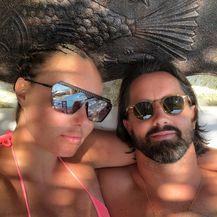 Tamara Ecclestone i Jay Rutland (Foto: Instagram)