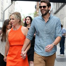 Jennie Garth i David Abrams (Foto: Profimedia)
