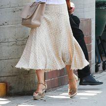 Sofia Vergara umjesto poderanih traperica kakve često nosi izabrala je dužu suknju