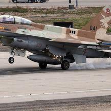 Izraelski F-16 Barak (Foto: MORH) - 1