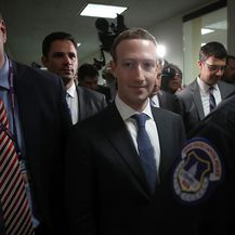 Mark Zuckerberg (Foto: AFP)
