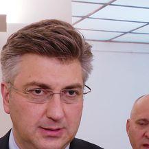 Plenković o Zekanovićevu činu (Video: Dnevnik.hr)