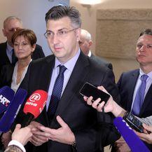 Andrej Plenković (Foto: Arhiva/Patrik Macek/PIXSELL)