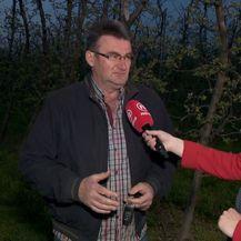 Stjepan Zorić, Hrvatska voćarska zajednica (Foto: Dnevnik.hr) - 2