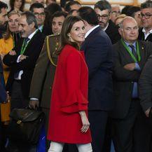 Kraljica Letizia u štiklama kakve žene jednostavno obožavaju