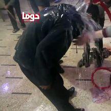 Napad u Siriji (Foto: AFP)