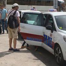 Dubrovački taksisti su nezadovoljni (Foto: Dnevnik.hr) - 3