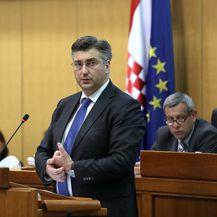 U Saboru glasanje o Istanbulskoj i povjerenju Martine Dalić (Foto: Patrik Macek/PIXSELL)