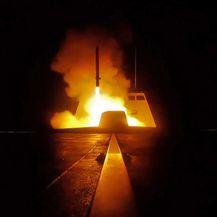 Napad na Siriju (Foto: AFP)