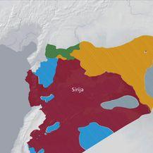 Mete napada u Siriji (Video: Vijesti u 17h)