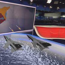 Kako je izvršen napad na Siriju? (Foto: Dnevnik.hr) - 1