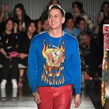 Jeremy Scott, kreativni direktor modne kuće Moschino