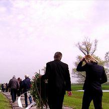 Sjećanje na žrtve Jasenovca (Video: Dnevnik Nove TV)