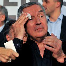 Milo Đukanović (Foto: AFP)
