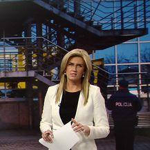 Koprivnica: Traje policijska istraga (Video: Vijesti u 17 h)