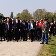 Bojkot službene komemoracije u Jasenovcu (Foto: Dnevnik.hr) - 1