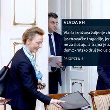 Bojkot službene komemoracije u Jasenovcu (Foto: Dnevnik.hr) - 3