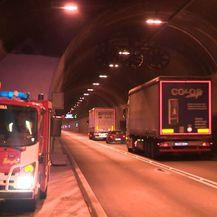 I dalje istraga o nesreći u tunelu Učka (Foto: Dnevnik.hr) - 1