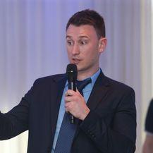 Juraj Čošić, predsjednik udruge Dinamo to smo mi (Foto: Dalibor Urukalović/PIXSELL)