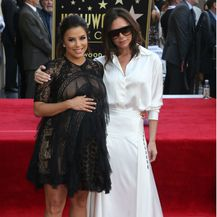 Evi Longoriji na svečanom događanju podršku je dala i prijateljica Victorija Beckham