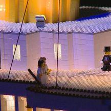 10-godišnjak s autizmom izgradio najveću repliku Titanica od lego-kockica (Foto: WWLTV.com)