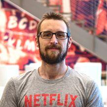 Patrick Desjardins, Netflix (Foto:Shift)