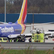 Avion Southwesta morao je prisilno sletjeti u Philadelphiji (Foto: AFP)