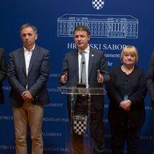 Saborska delegacija koja je posjetila Beograd (Foto: Dnevnik.hr)