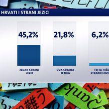 Hrvati i strani jezici (Foto: Dnevnik.hr)