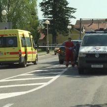 Dvije djevojčice ozlijeđene u naletu automobila (Foto: Dnevnik.hr)