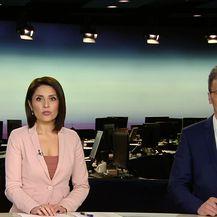 Dražen Glavina i Mario Jurič o obrani od požara u Dalmaciji (Video: Dnevnik Nove TV)