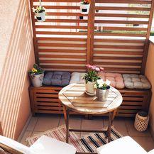 Ideje za uređenje balkona - 11