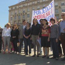Najavljeno prikupljanje potpisa za dva referenduma (Foto: Dnevnik.hr) - 1