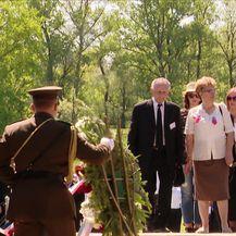 Dražavna komemoracijau Jasenovcu (Video: Dnevnik Nove TV)