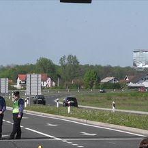 Poginula jedna osoba u prometnoj nesreći (Video: Dnevnik Nove TV)