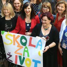 Blaženka Divjak (Foto: Sanjin Strukic/PIXSELL)