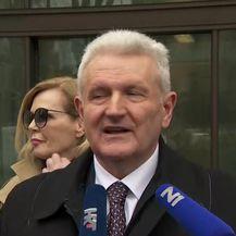 Todorić: Brzo se vraćam, mislite da sam ovdje došao da bih ostao? (Video: Dnevnik.hr)